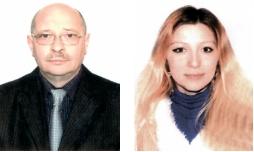 Л. Є. Абрагамович, О. Л. Абрагамович-Стасенко