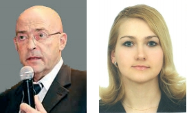 Л. Б. Маркін, О. С. Медвєдєва
